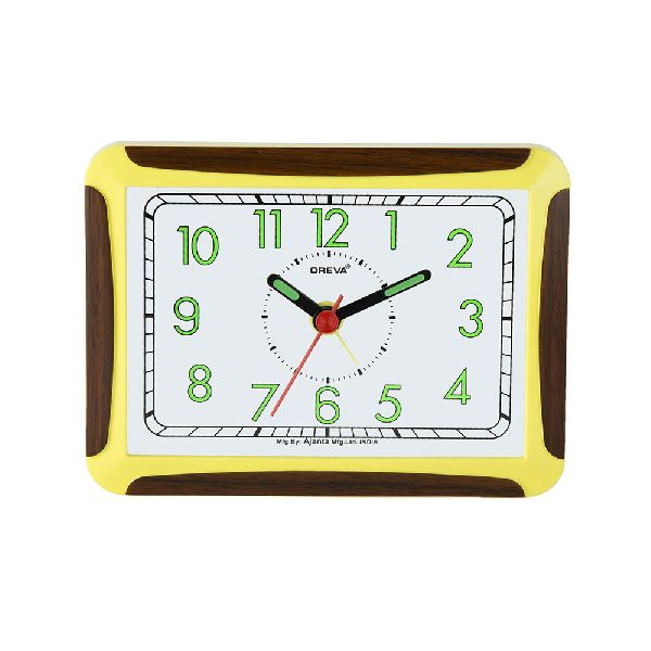 AA-3167 Alarm Analog Clock
