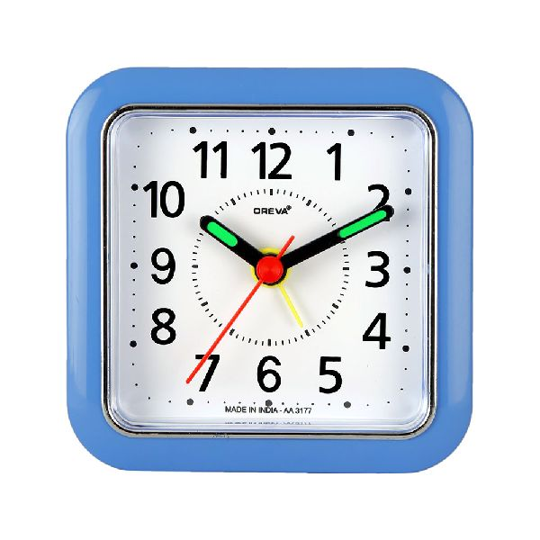 AA-3177 Alarm Analog Clock