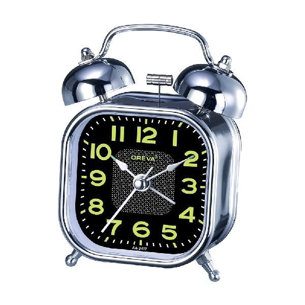 AA-3417 Alarm Analog Clock