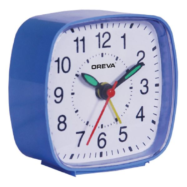 AA-3447 Alarm Analog Clock
