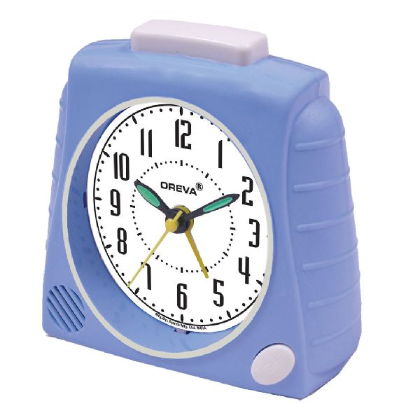 AA-3487 Alarm Analog Clock