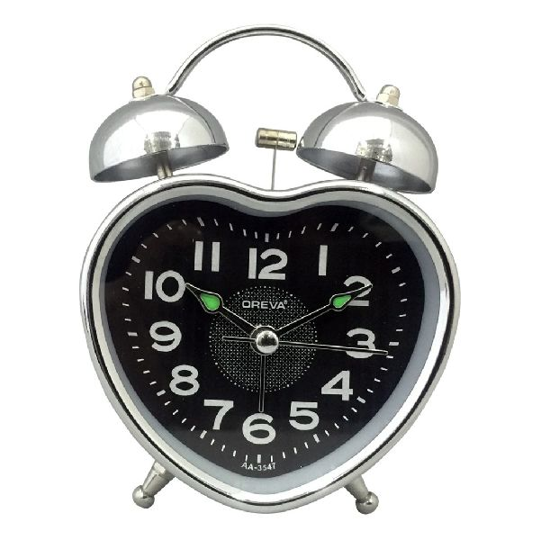 AA-3547 Alarm Analog Clock