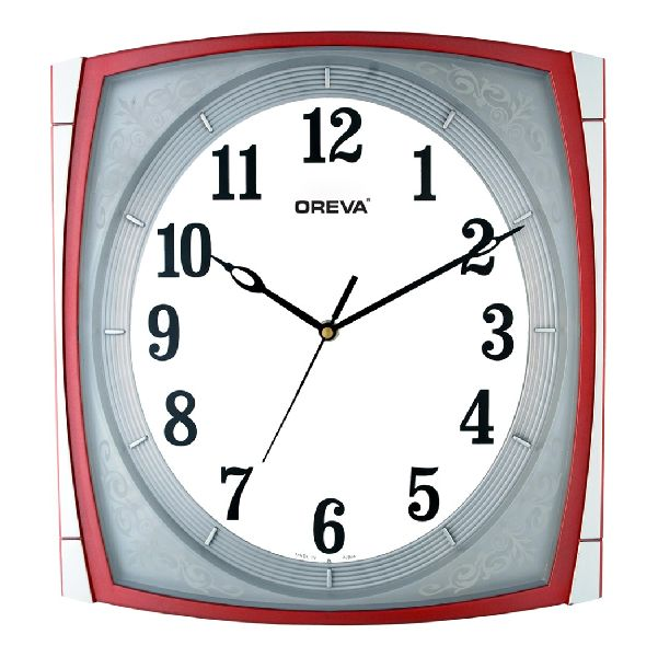 AQ 1027 SS Standard Analog Clock