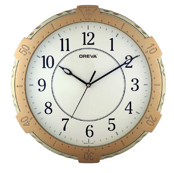 AQ 1057 SS Standard Analog Clock