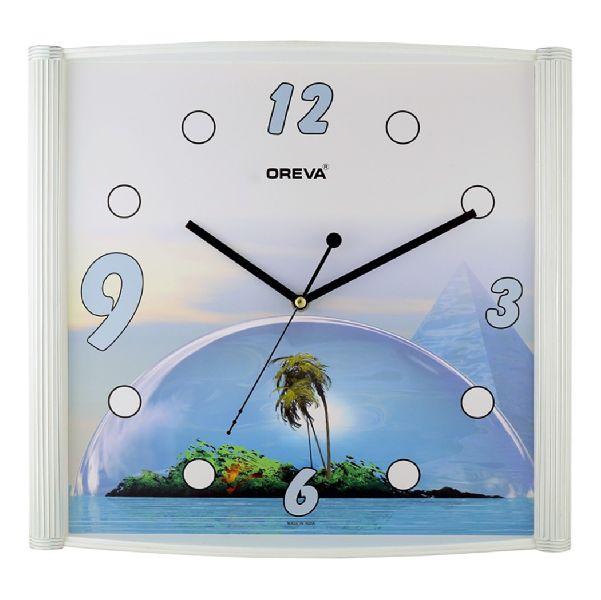 AQ 1077 SSPD Standard Analog Clock