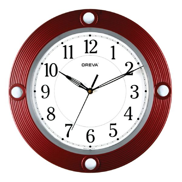 AQ 1087 Economy Analog Clock