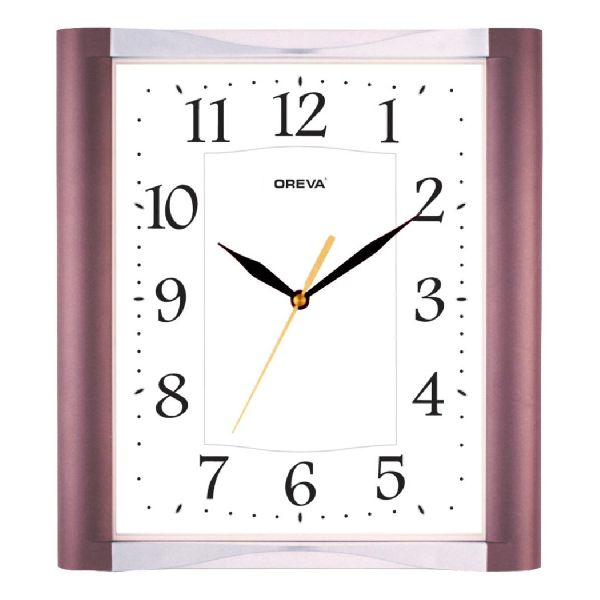 AQ 1137 SS Standard Analog Clock