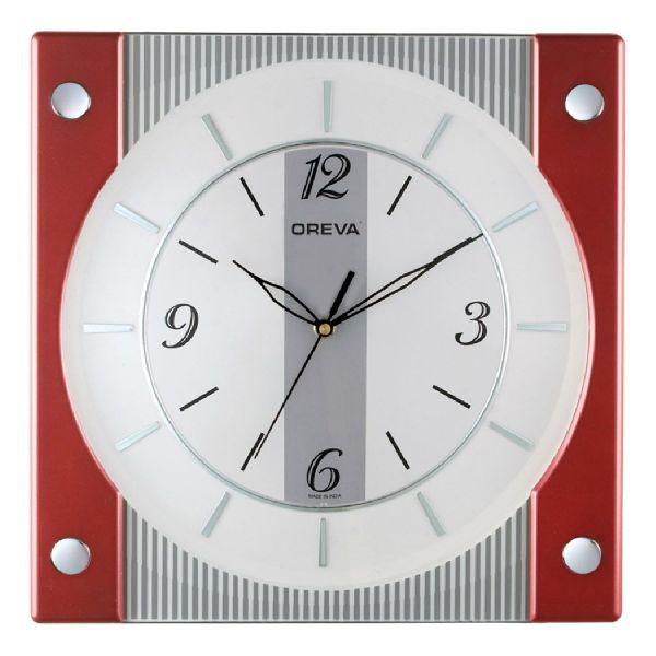 AQ 1227-SS Standard Analog Clock