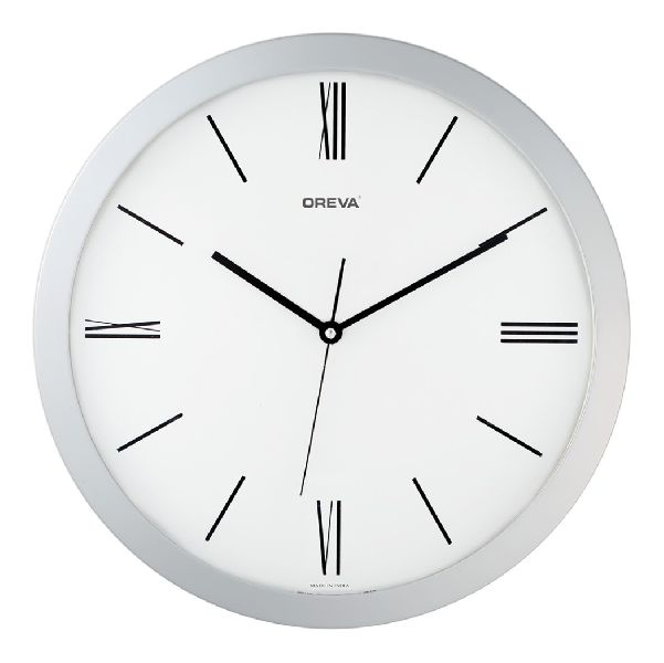 AQ 1457-SSDX Premium Analog Clock