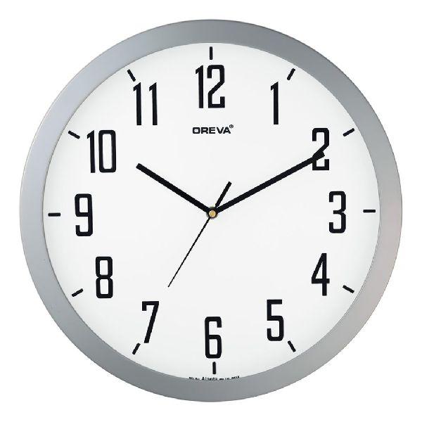 AQ 1467-SS Standard Analog Clock