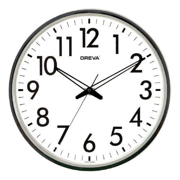 AQ 1477 SS Office Analog Clock