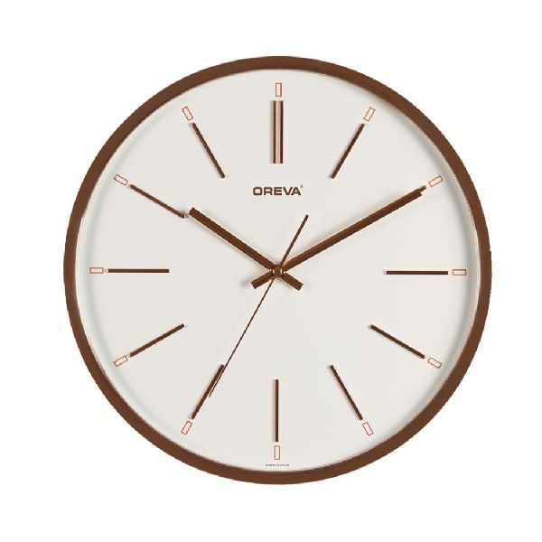 AQ 1497-SS Premium Analog Clock