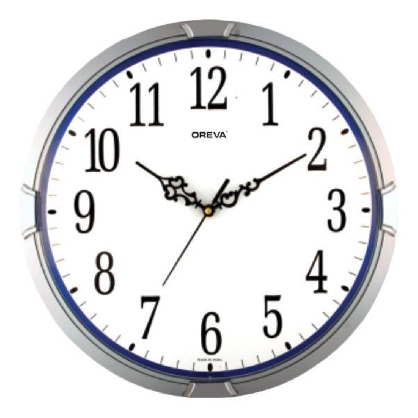 AQ 1537 SS Standard Analog Clock
