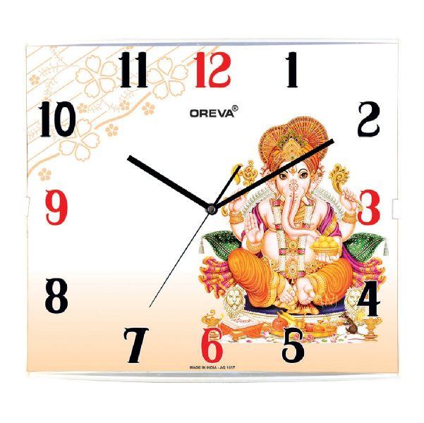 AQ 1617-SSPD Standard Analog Clock