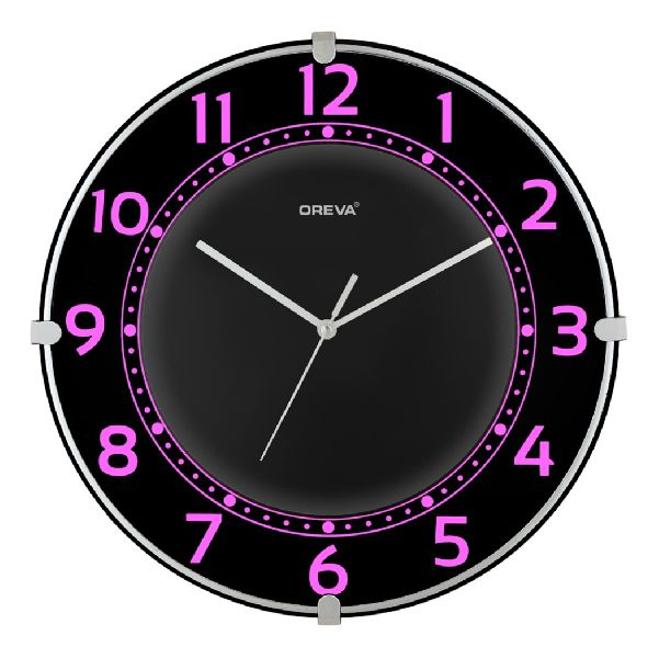 AQ 1667 Light Analog Clock