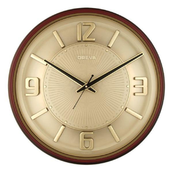 AQ 1707-SS Premium Analog Clock