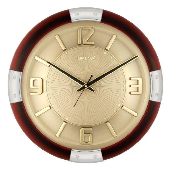 AQ 1717-SS Premium Analog Clock