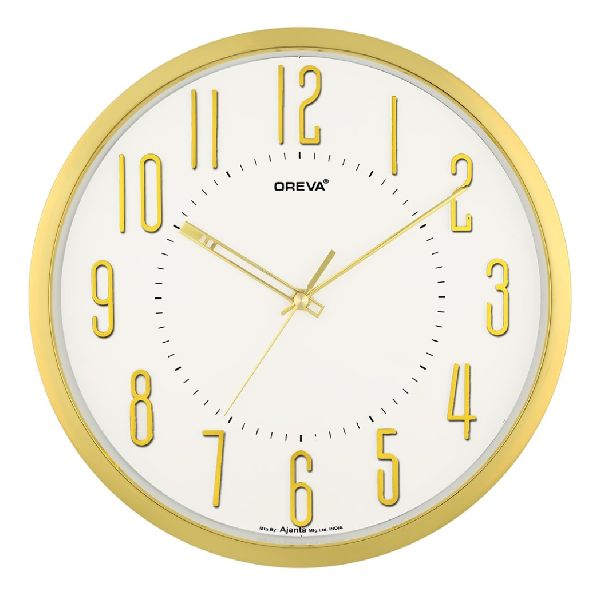 AQ 1807-SSDX Premium Analog Clock