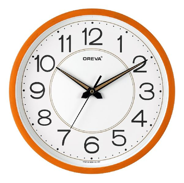 AQ 1837-DX Standard Analog Clock