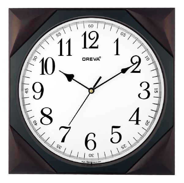 AQ 1987 Standard Analog Clock