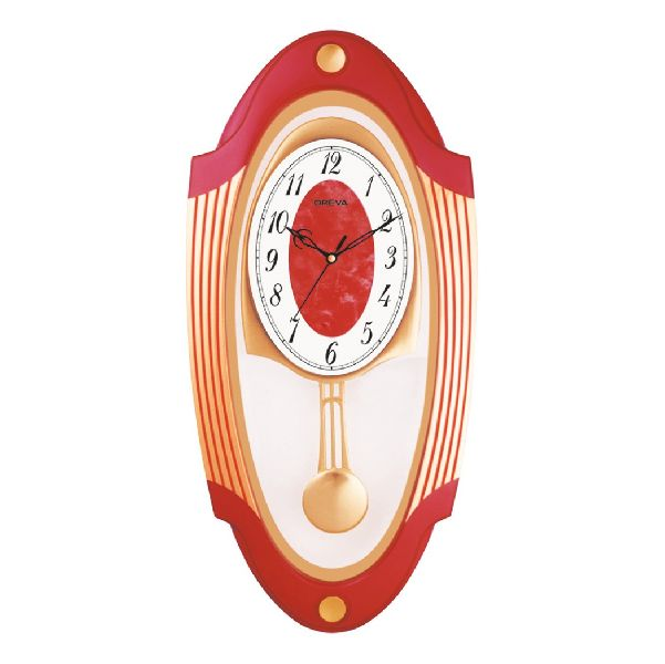 AQ 2067 Musical Analog Clock
