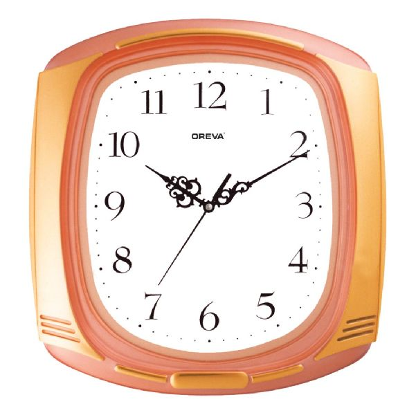 AQ 2107 Musical Analog Clock