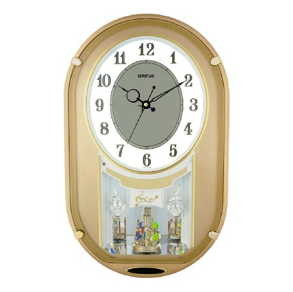 AQ 2127 Musical Analog Clock