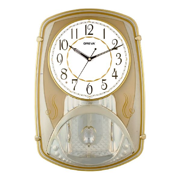 AQ 2157 Musical Analog Clock