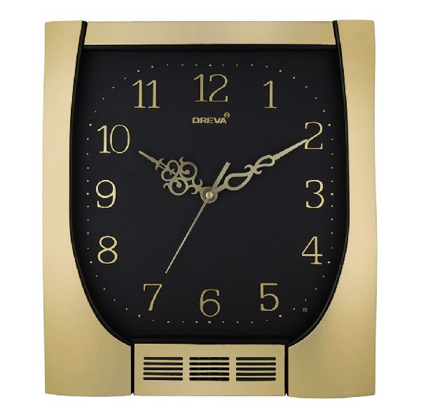 AQ 2197 Musical Analog Clock