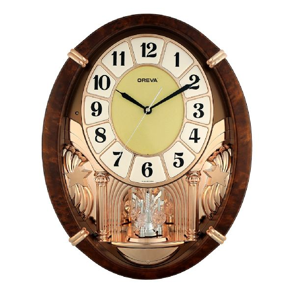 AQ 2207 Musical Analog Clock