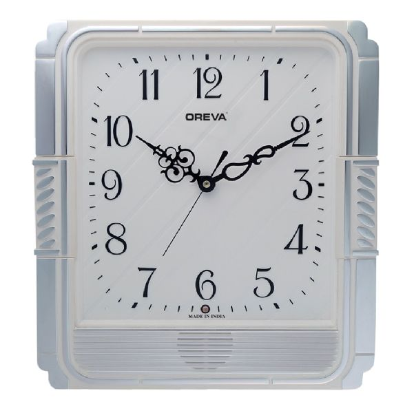 AQ 2217 Musical Analog Clock