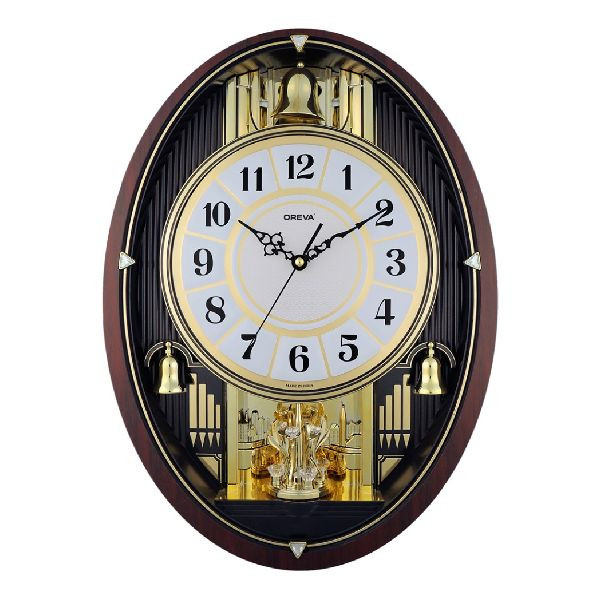 AQ 2227 Musical Analog Clock