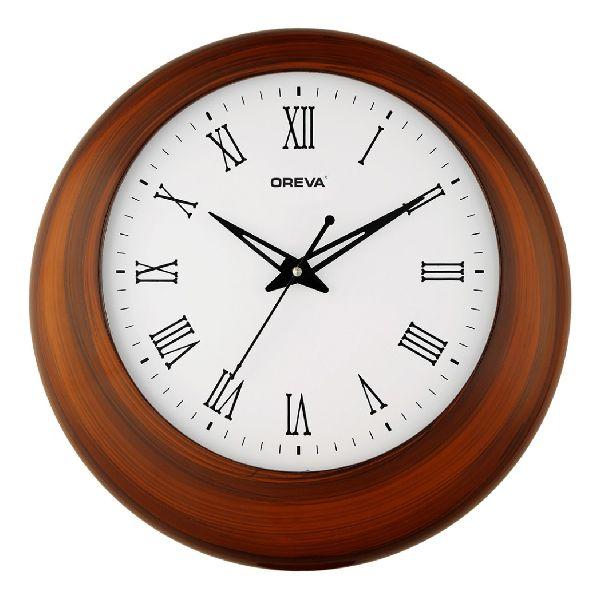 AQ 4237 Wooden Analog Clock