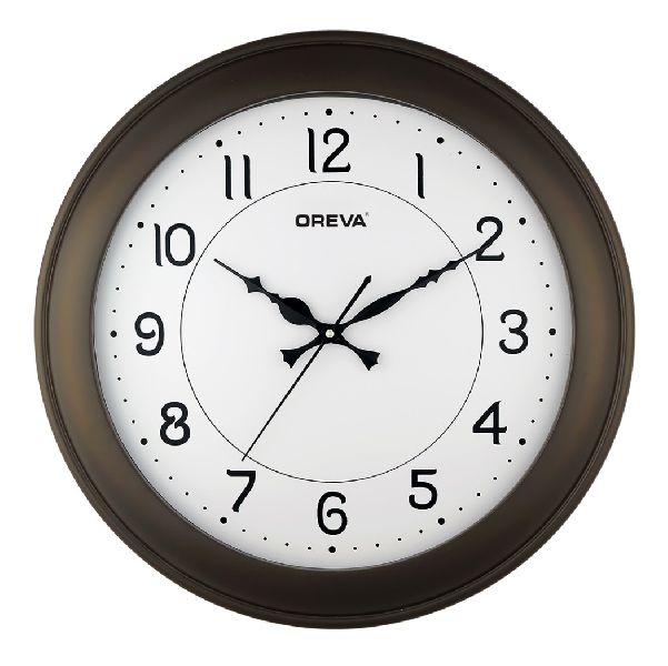 AQ 4247 Wooden Analog Clock