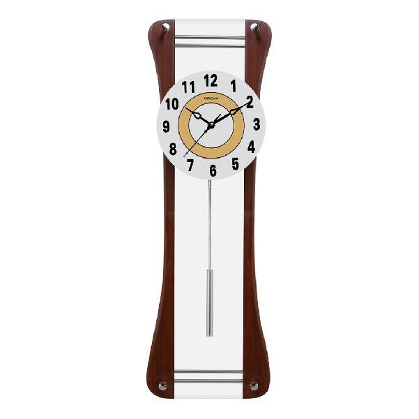AQ 4267 Wooden Analog Clock