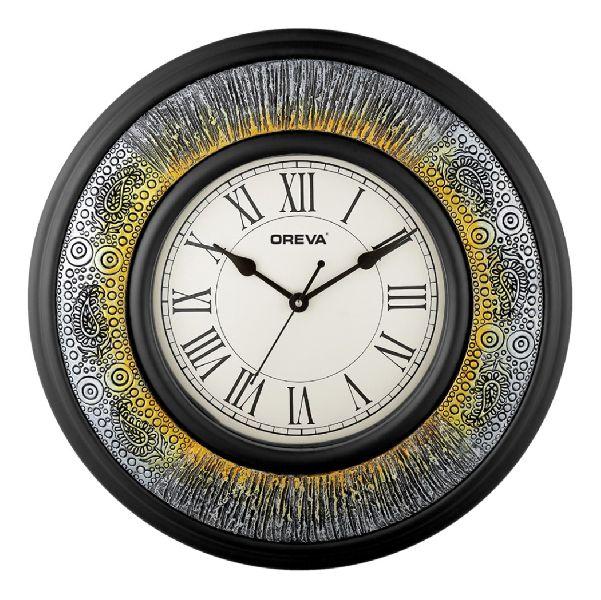 AQ 4307 Wooden Analog Clock