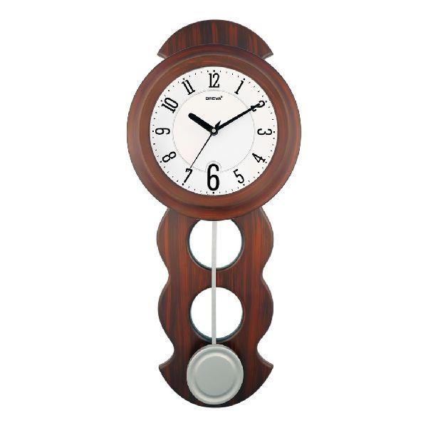 AQ 4317 Wooden Analog Clock