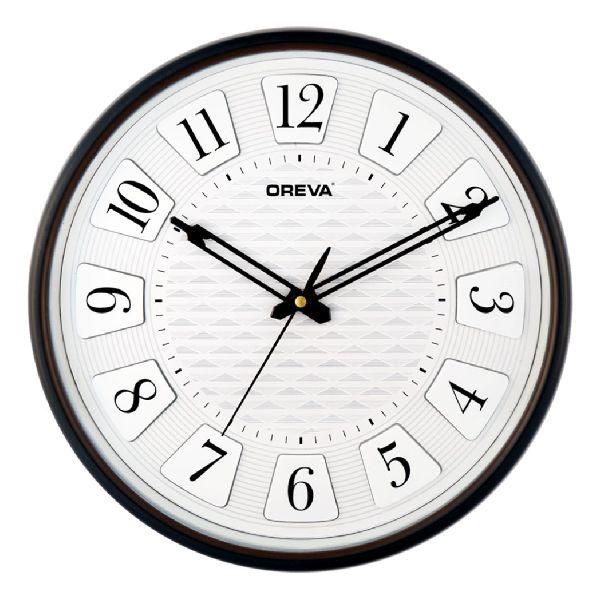 AQ 5287 SS Premium Analog Clock