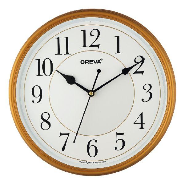 AQ 5547 SS Premium Analog Clock