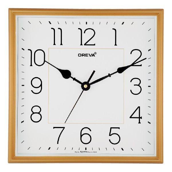 AQ 5587 SS Premium Analog Clock