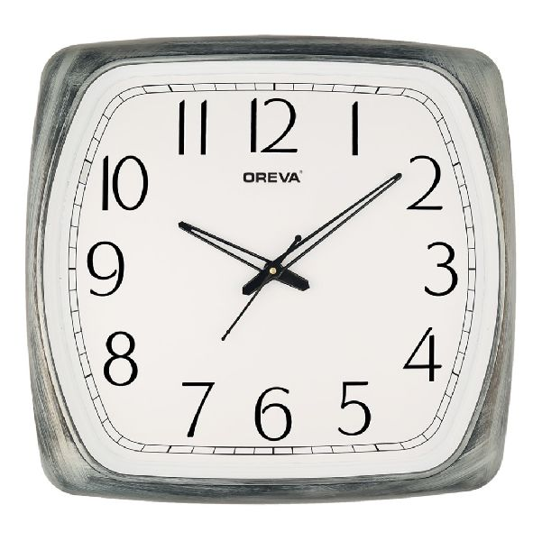 AQ 5747 SS Office Analog Clock