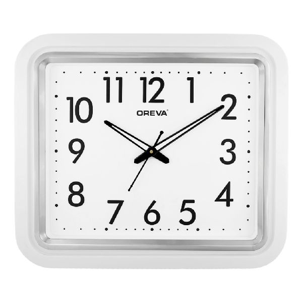 AQ 5847 SS Office Analog Clock
