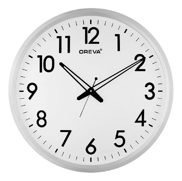 AQ 5867 SS Office Analog Clock