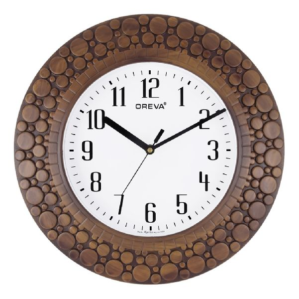 AQ 5927 Fancy Analog Clock