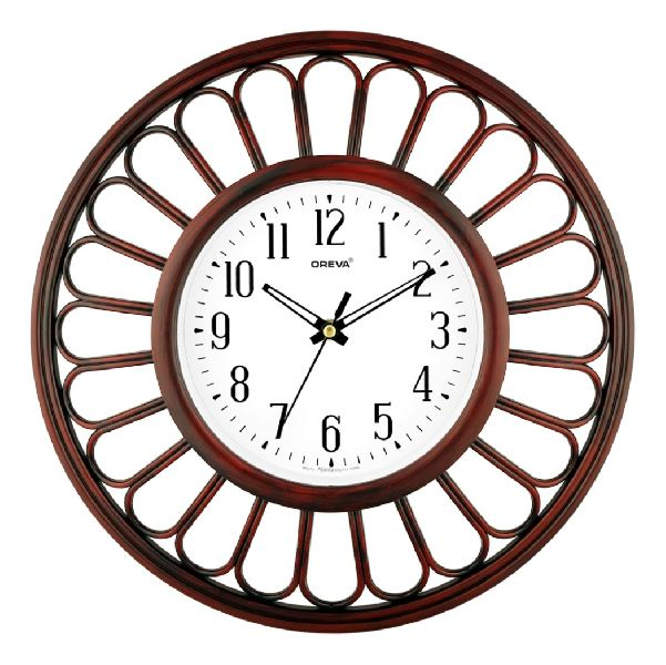 AQ 6127 Fancy Analog Clock