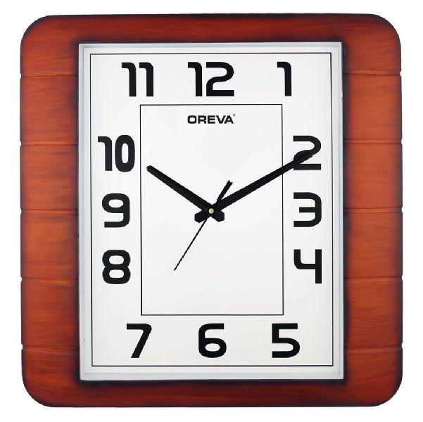 AQ 6167 SS Premium Analog Clock