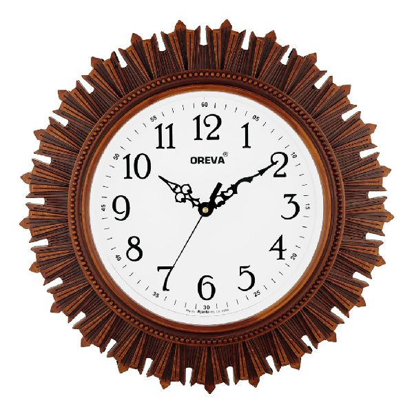 AQ 6197 Fancy Analog Clock