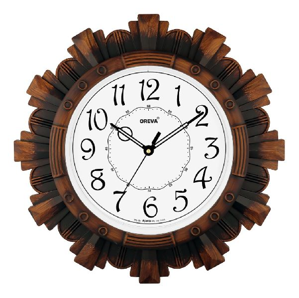 AQ 6217 Fancy Analog Clock