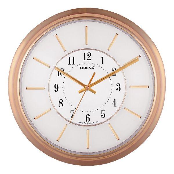 AQ 6227 SS Premium Analog Clock