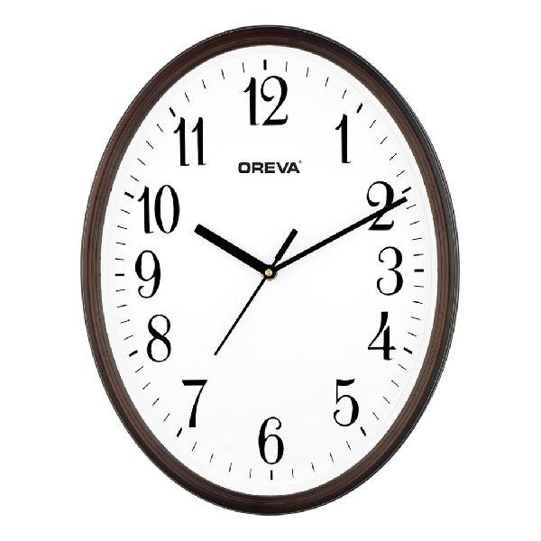 AQ 6337 SS Premium Analog Clock